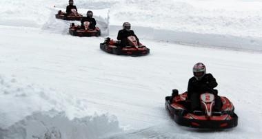 KW Schweiz lud zum Winter-Drift