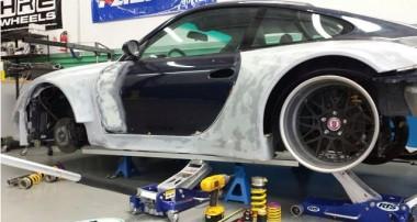 Best of Show: Ein Chevy V8 im 911er – ist das Frankensteins Porsche?