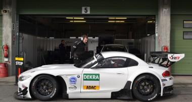 Senkyr Motorsport: Erster BMW Z4 GT3 Rollout des neuen ADAC GT Masters Teams