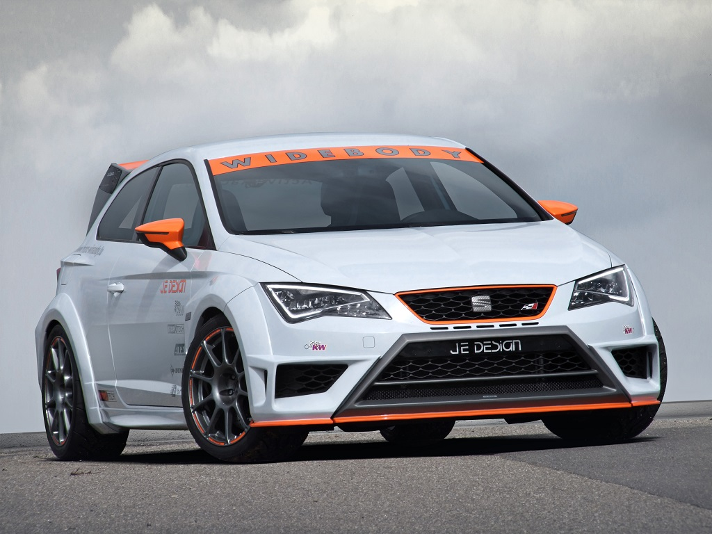 JE_Design_Leon_5F_Cupra_WB_Race_3_4_Front_low