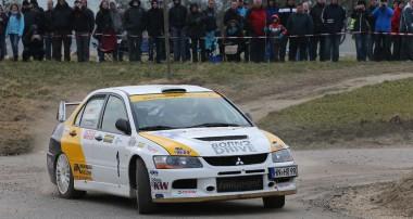 Rallye: KW Fahrer Rainer Noller siegt bei Rallye Ulm