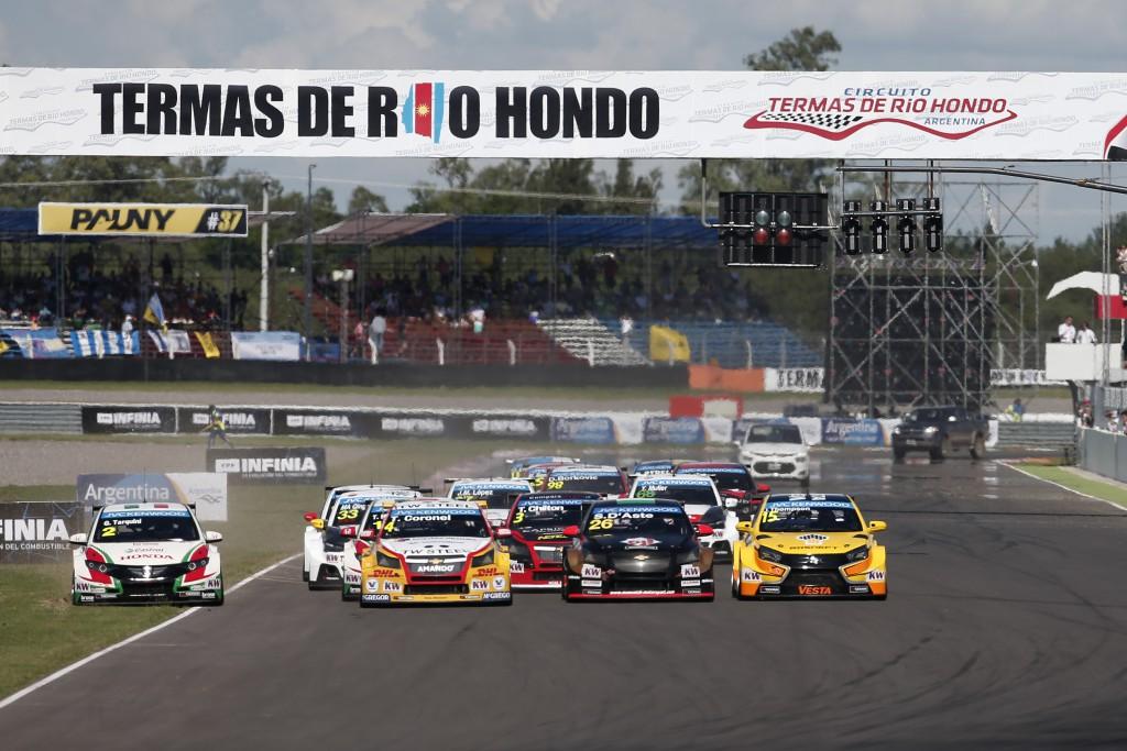 AUTO - WTCC ARGENTINA 2015