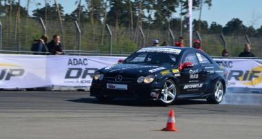 ADAC Drift Cup: Markus Militzer gewinnt Saisonauftakt