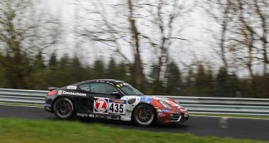 VLN: V6-Klassensieg für Mathol Racing