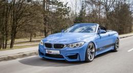 KW Gewindefahrwerk Variante 3 für das neue BMW M4 Cabriolet