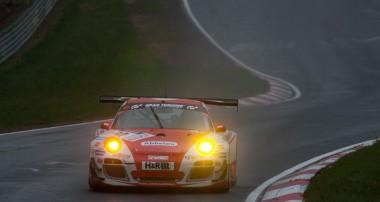 VLN: Frikadelli Racing vom Pech verfolgt