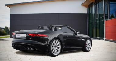 KW Gewindefahrwerk Variante 3: Pures Fahrvergnügen im Jaguar F-Type
