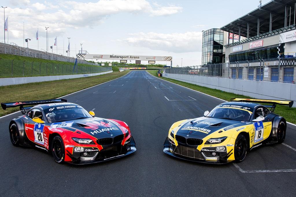 Adac Zurich 24h Rennen N 252 Rburgring Bmw Sports Trophy