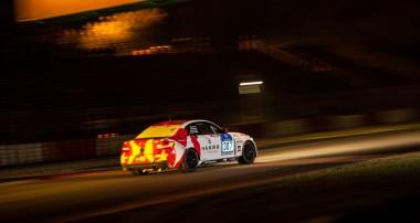 ADAC Zurich 24h-Rennen Nürburgring: Gute Mannschaftsleistung wird mit Klassen-Podestplatz belohnt