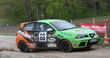 Rallye: Gaas Racing schafft Klassensieg im Nürnberger Land