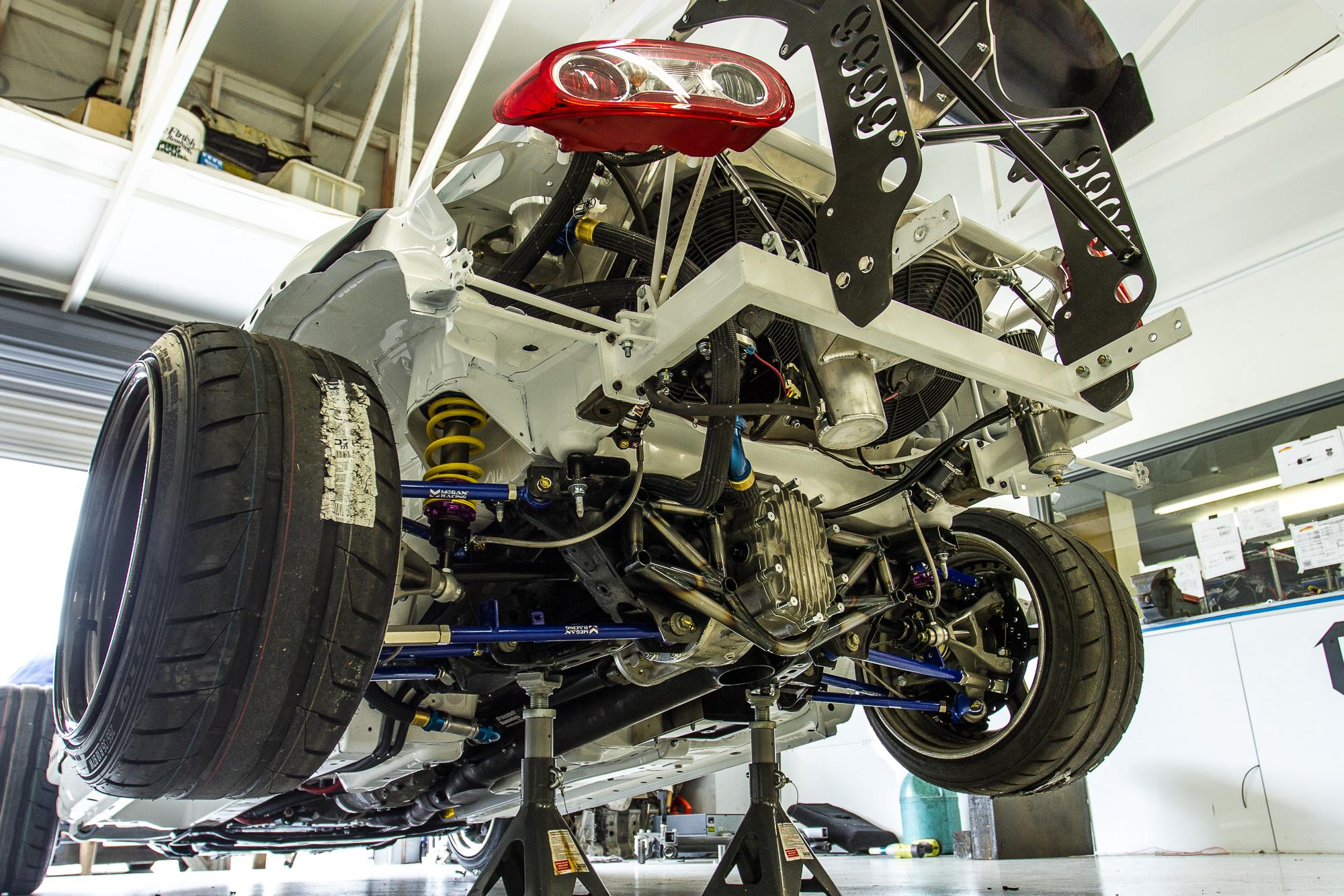 Mustang Pedal Car Parts