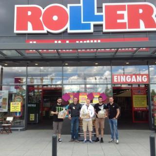 Roller Event Mannheim Knappe Entscheidung Beim Roller