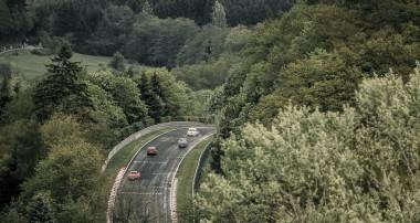"""Die """"Grüne Hölle"""" im Griff! Trackday mit den """"Schnellen Schwaben"""" am 22. April 2016!"""