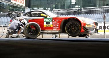 ADAC GT Masters: Team Schubert blickt mit Zuversicht nach Spa