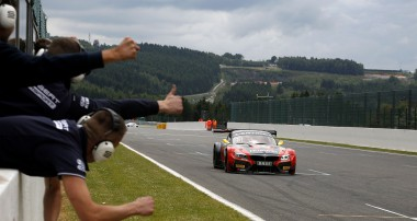 ADAC GT Masters: KW Competition Partner siegt in Spa!