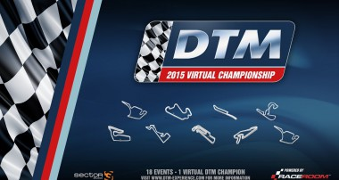 DTM 2015 Virtual Championship – werde Champion!