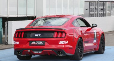 KW Clubsport: Entfesselte Track-Performance für Ford Mustang