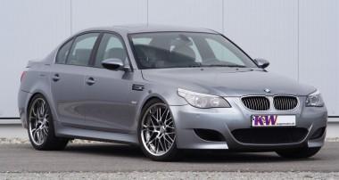 BMW 5er – KW Gewindefahrwerke für alle Fünfer- und M5-Generationen!