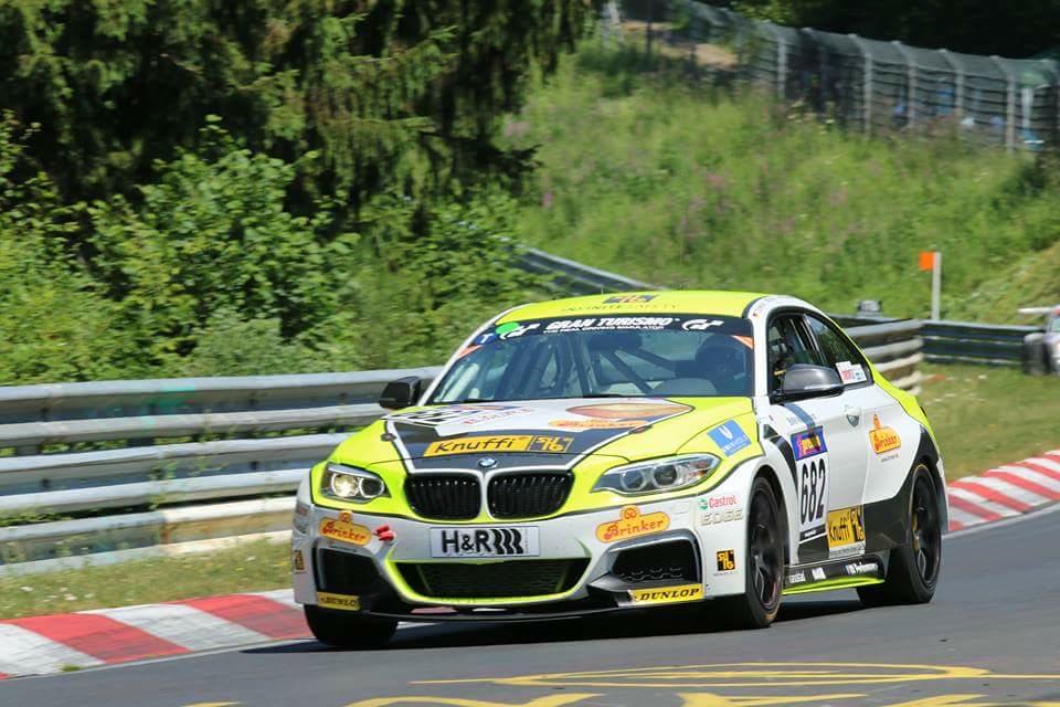 Knuffi M235i Racing