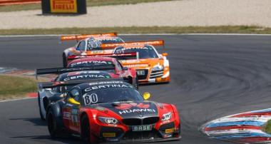 ADAC GT Masters: Zweiter Sieg für Baumann/Klingmann, erstes Podium für Hürtgen/Alzen in 2015