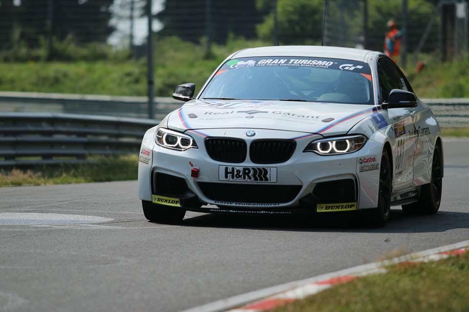 Real Garant M235i Racing