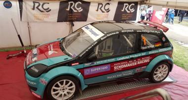 Rallycross: Seeliger Racing bringt Punkte mit in die Heimat