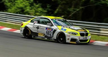 VLN: Walkenhorst Motorsport ist bestplatziertes BMW Team