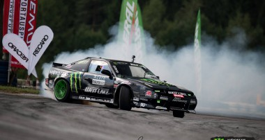 King of Europe ProSeries: Drift der Titanen