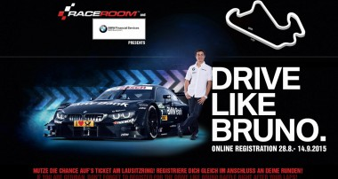 Drive like Bruno mit RaceRoom!
