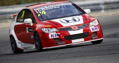 ETCC: Rikli Motorsport in Brünn zweimal auf dem Podium