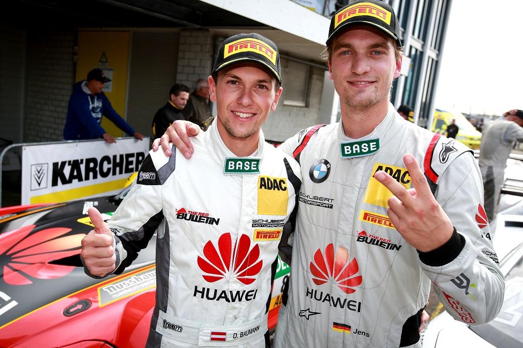 Motorsports / ADAC GT Masters, 7. Lauf 2015, Zandvoort, NED