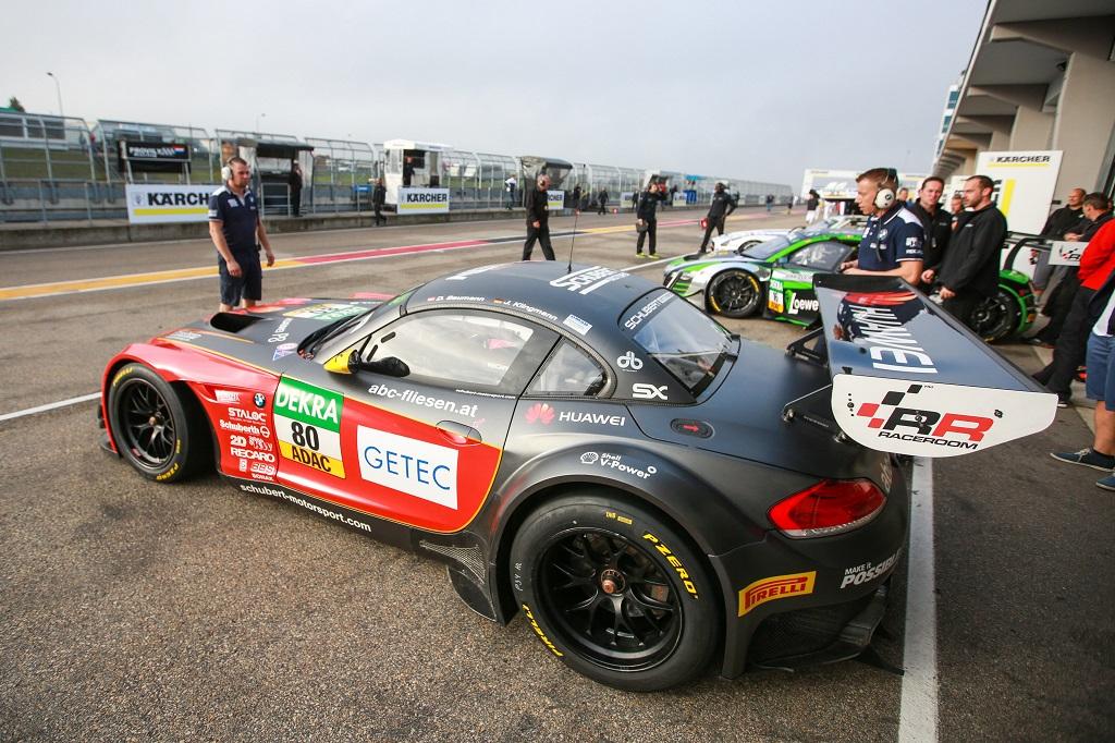 Motorsports / ADAC GT Masters, 6. Lauf 2015, Sachsenring, GER