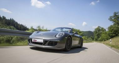 KW Gewindefedern für neuen Porsche Carrera GTS im KW Lieferprogramm