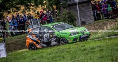 Rallye: Klassensieg für Gaas Racing