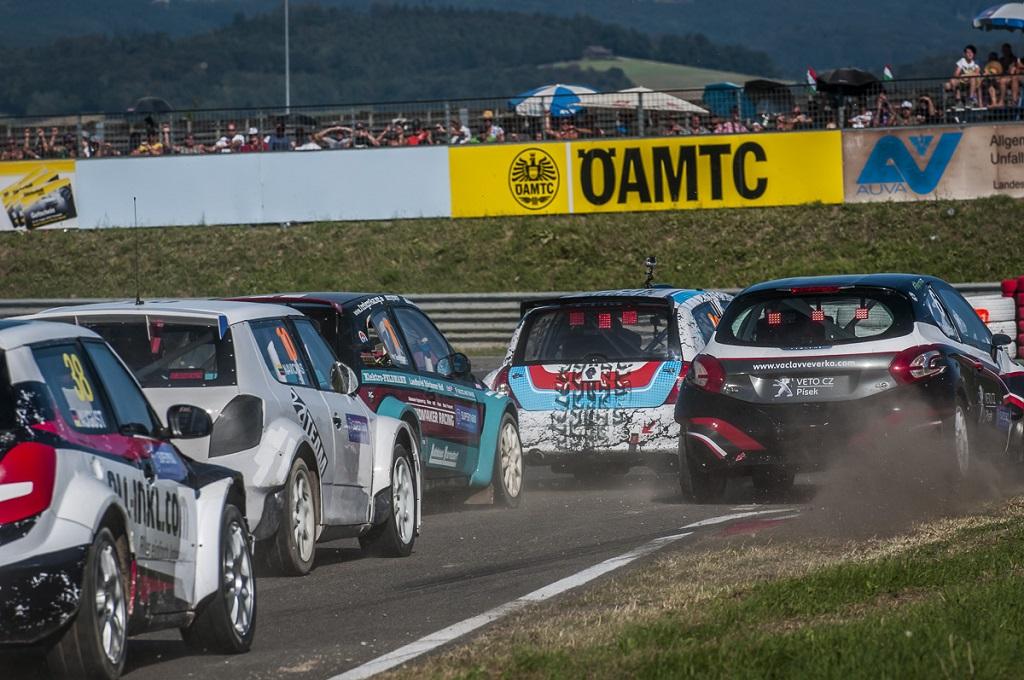 Rallycross Challenge Europe 2015