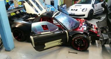 Work in progress: Simoni Racing reanimiert einen Honda NSX