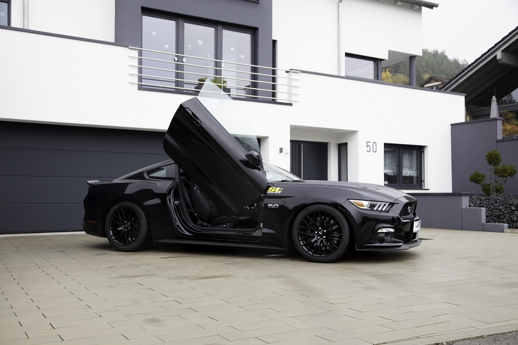 neue ford mustang