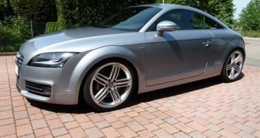 KW Street Comfort im Audi TT – KW sorgt für vollste Zufriedenheit