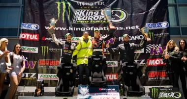 King of Europe: Norbert Kovacik krönt sich zum neuen Drift-König