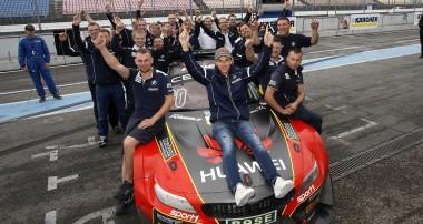 ADAC GT Masters: Schubert wird Meister – KW gratuliert zur gewonnenen Meisterschaft!
