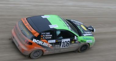 Rallye: Supersaison auf dem Seat Ibiza