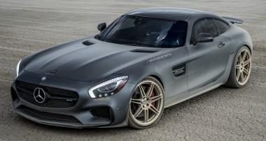 Für jeden Anspruch das ideale Fahrwerk für den Mercedes-AMG GT