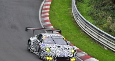 VLN: Gelungene Rennpremiere für den neuen Porsche 911 GT3 R