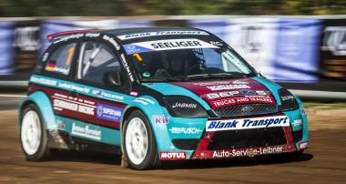Rallycross: Titelverteidiger Sven Seeliger wird Dritter