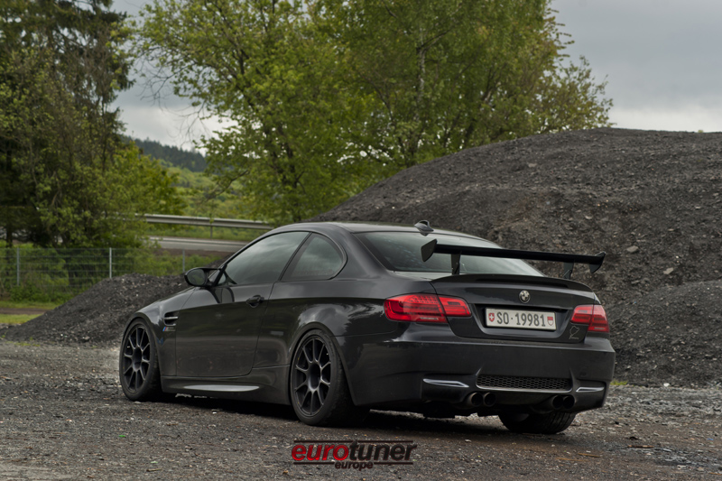 BMW M3 E92 KW Clubsport