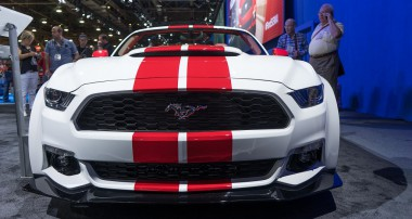 Cleaner Widebody: CGS Performance Mustang Cabrio