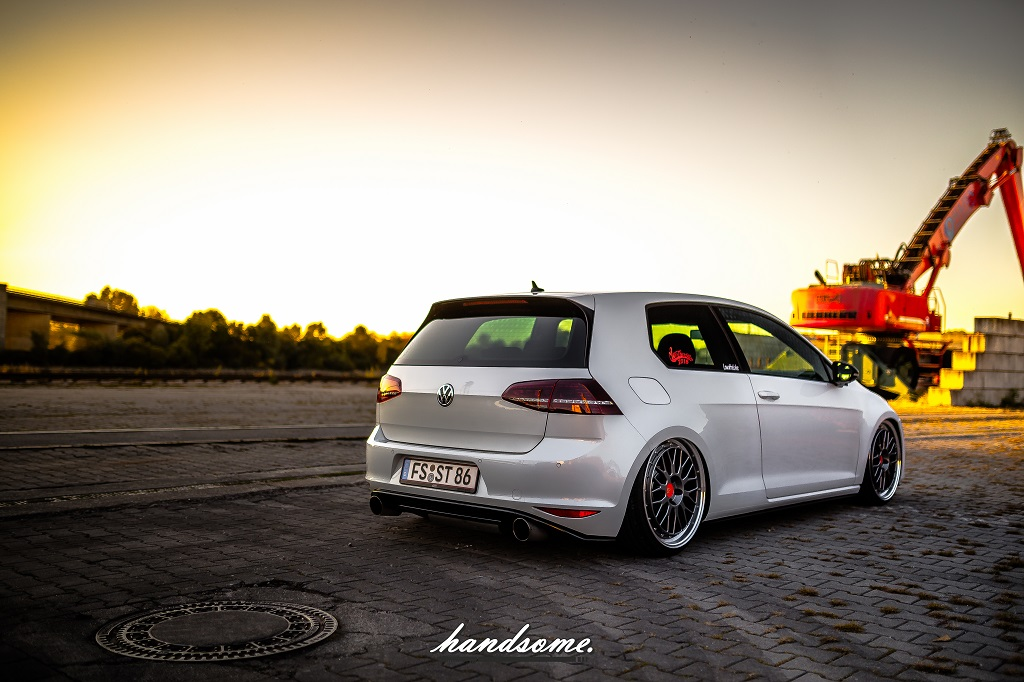 R Wachsener Gti Zeitloser Golf Style Kw Automotive Blog