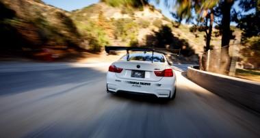 """BMW M4: Mit Straßenabstimmung zur """"MEGARUN""""-Rallye!"""