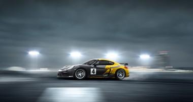 Cayman GT4 Clubsport – die KW Kundenteams stehen in den Startlöchern