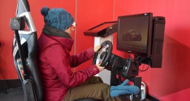 RaceRoom begleitet Audi beim FIS Skiweltcup
